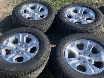 "2019 Chevy Silverado Z71 18"" Wheels for Sale in Midlothian,  TX"
