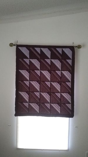 Quilted wall-hanging for Sale in Plum, PA