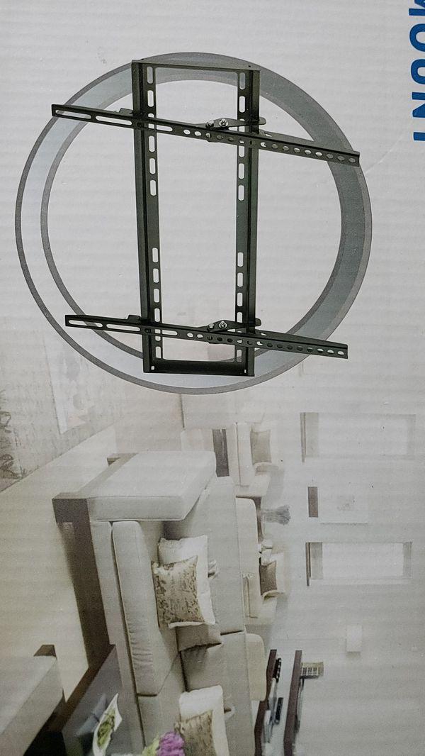 Universal lcd led plasma oled curved tv wall mount .... new in box