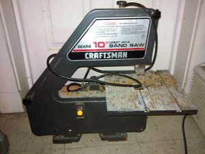Band saw for Sale in Boston, MA