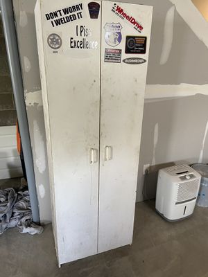 Storage cabinet for Sale in Natrona Heights, PA