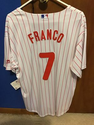 Phillies FRANCO Jersey size XL for Sale in Hellertown, PA