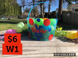 Personalized Easter Baskets for Sale in Gresham, OR