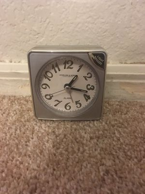 Alarm clock for Sale in Chandler, AZ
