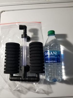 Fish tank Aquarium BIG sponge filter the BEST for Sale in Lorain, OH