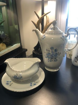 Czechoslovakia fine bohemian china for Sale in Fort Belvoir, VA
