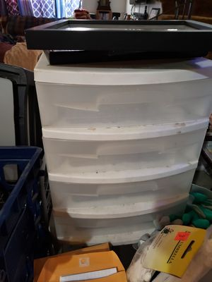 Plastic drawers for Sale in Hayward, CA