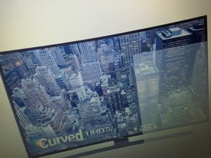 Samsung curve tv with warranty for Sale in Christiana, DE