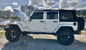 Jeep Wrangler Unlimited Sahara 2016 for Sale in Wayne, NJ