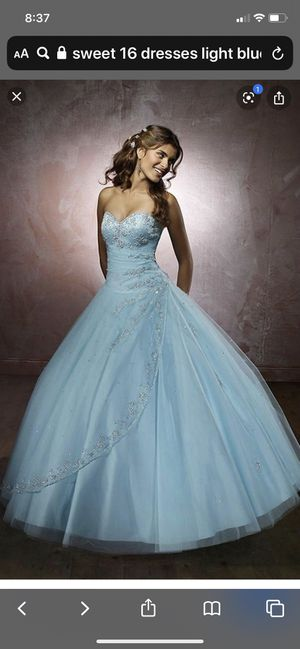 Cinderella Dress Quinceanera/Sweet 16 for Sale in Philadelphia, PA