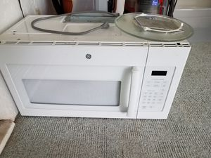 GE over the range microwave for Sale in Lakeland, FL