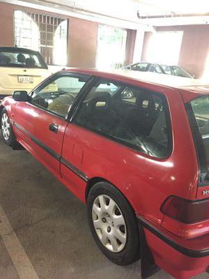 1990 Honda Civic si for Sale in Milpitas, CA