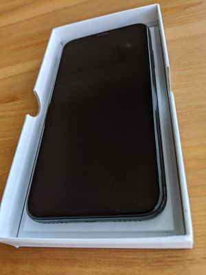 iPhone X iCloud locked for Sale in Renton, WA
