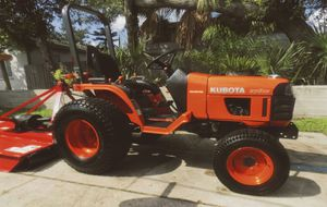 WellMaintained2005 Kubota B7510 Diesel Fuel Injection for Sale in Anaheim, CA