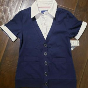 Girls new uniform top size 7/8 for Sale in Monrovia, CA
