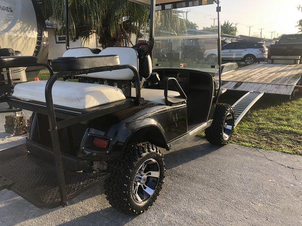 Golf cart Ezgo 2011