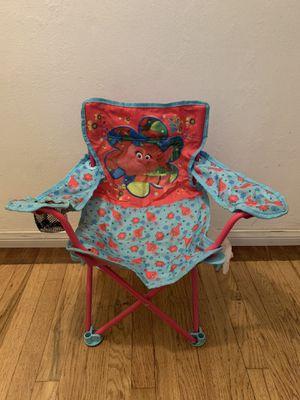 Trolls Poppy Fold N' Go Chair for Sale in Hacienda Heights, CA