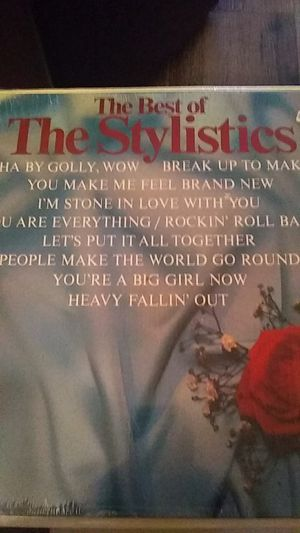 The best of the stylist vinyl record for Sale in Modesto, CA