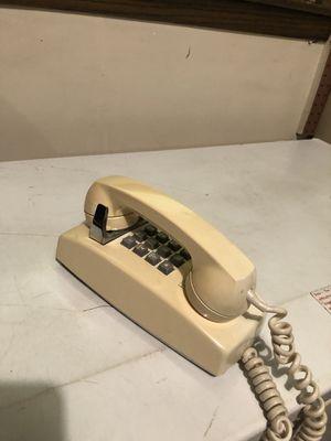 Vintage push button phone for Sale in Des Plaines, IL