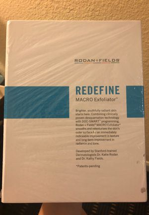 Rodan + Fields Macro Exfoliator for Sale in Houston, TX