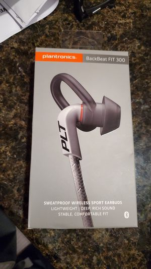 Plantronics BackBeat FIT 300 for Sale in Santa Clara, CA