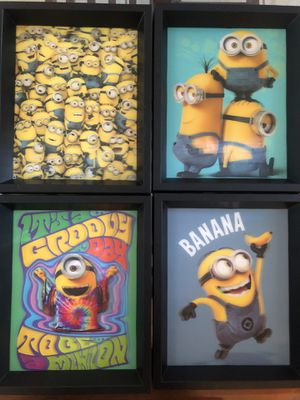Minions 3D pictures for Sale in Orlando, FL
