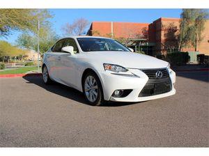 2016 Lexus IS 200t for Sale in Phoenix, AZ