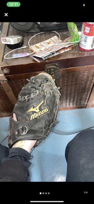 Mizuno Pro-Scoop Softball Catchers Glove for Sale in Rocklin, CA