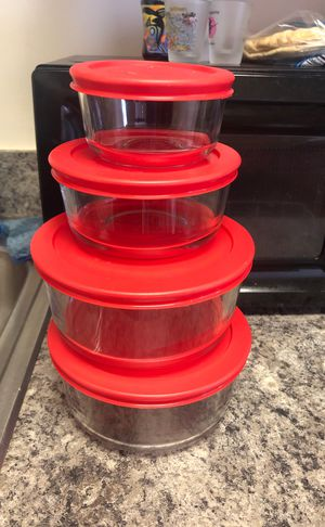Pyrex Tupperware for Sale in Alexandria, VA
