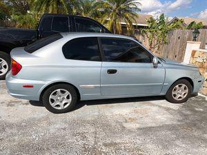 2005 Hyundai Accent 2 Door for Sale in Boca Raton, FL