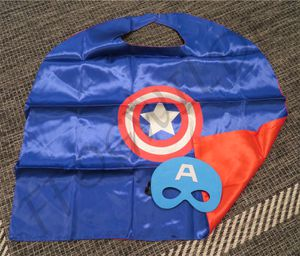 Captain America Cape and Mask Set for Sale in South Jordan, UT