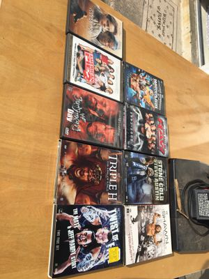 WWF videos $5-$10 for Sale in San Diego, CA