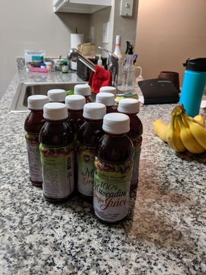 Free Muscadine Juice for Sale in Norcross, GA