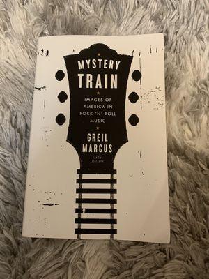 Mystery train book for Sale in Lincoln, NE