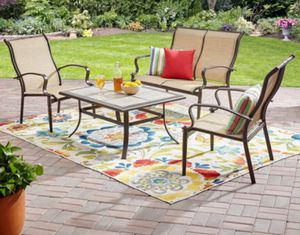 New!! patio set, patio conversation set, outdoor chairs, pool chairs, garden set, outdoor dining set, patio furniture for Sale in Phoenix, AZ