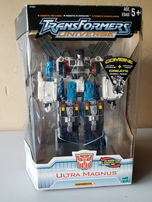 FIRM PRICE !! Transformers Universe ULTRAMANGUS G1. FIRM PRICE !! for Sale in Chino Hills, CA