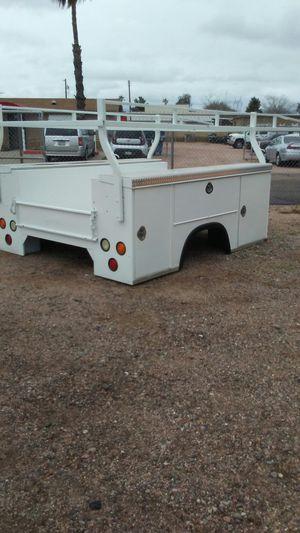 Knapheide Utility Box and ladder rack for Sale in Mesa, AZ
