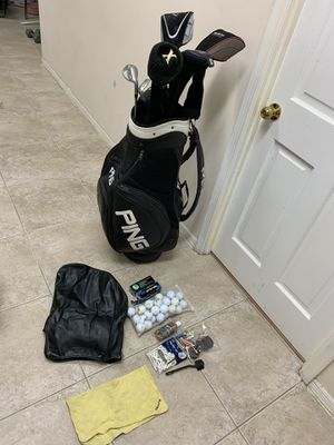 Golf club set for Sale in Queens, NY