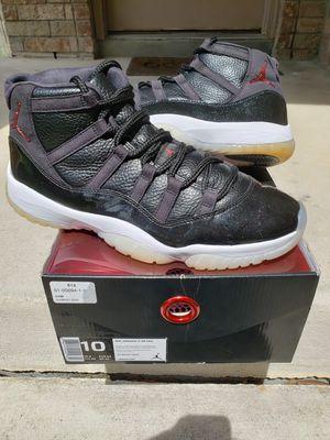 Jordan 11 72-10 Sz 10 for Sale in San Antonio, TX