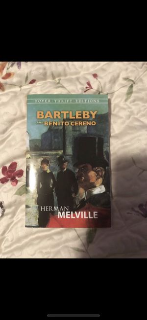 Bartleby and Benito Cereno by Herman Melville for Sale in Nuevo, CA
