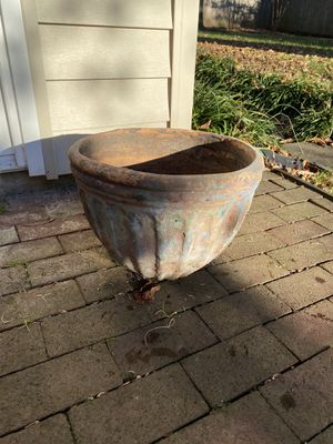 Flower Pot / Ceramic Planter for Sale in Falls Church, VA
