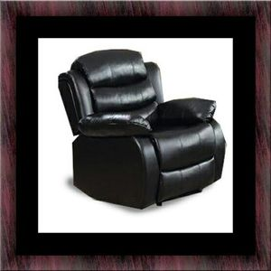 Black recliner chair for Sale in Adelphi, MD