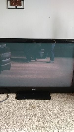 "Tv sanyo 50"" inch no smart tv for Sale in Gresham, OR"