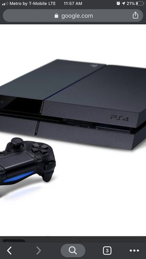 Ps4 console 1 controller for Sale in Auburndale, FL