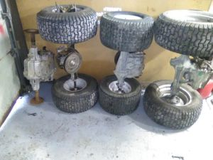 Mower parts for sale let me no what you are looking for i have all kinds of stuff for Sale in Paris, KY