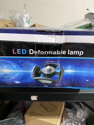 Led Defórmenle lamp for Sale in Las Vegas, NV