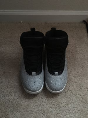 Jordan 10 cement size 10 for Sale in Silver Spring, MD