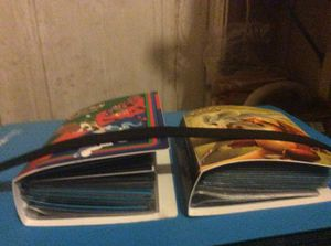 Yu-gi-oh! 2 mini binder collection for Sale in Valparaiso, FL