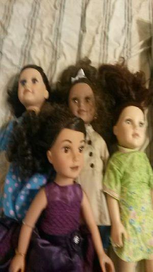 4 Journey Girl Dolls for Sale in Chula Vista, CA