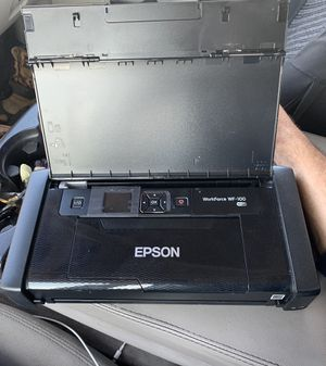 Epson workforce 100 for Sale in Houston, TX